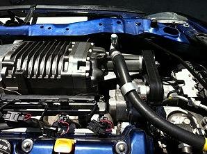 Magnum S Supercharger Upgrade For Honda K20 Jackson