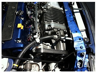 Magnum S Supercharger Upgrade Kit For Honda Civic