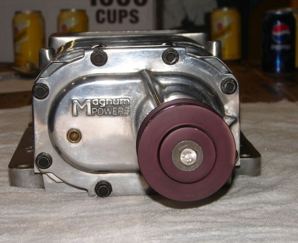 Magnum Powers Supercharger (Blower) Porting and Rebuild Services